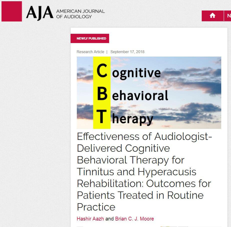 Tinnitus Treatment Option | International Tinnitus Patient